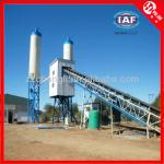 HZS60 (productivity 60m3/h) Mini Cement Plant For Sale-
