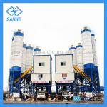 120m3/h HZS120 ready mixed concrete batching plant price-