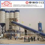 high-efficient latest technology HZS concrete batching mixing plant for construction-