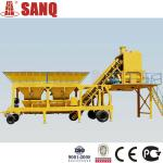 CE Modular 35m3/h YHZS35 Mobile Plant Batching Plant Mobile Concrete Batching Plant-