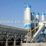 Popular HZS50 China Concrete Mixing Plants-