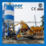HZSY25 cement batching plant indonesia-