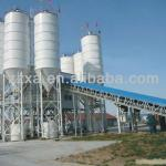 HZS60 Stationary Concrete Batching Plant-