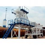 YHZS35 Portable Concrete Batching Plant-