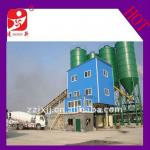 HZS120 concret batching plant-