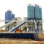 with CE and ISO, HZS90 concrete plant-
