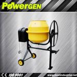 Best Seller!!! POWER-GEN 120L-180L Half-Bag Portable Electric Mini Electric Concrete Mixer