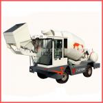3.5CBM self loading mobile concrete mixer LYJZY3500-