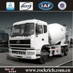 Hot Sale Low Price 375hp Diesel Cement Mixer Truck-