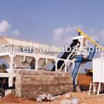 YHZD-35 Mobile Concrete Mixing Plant-