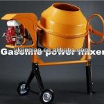 The newest gasoline power mini concrete mixer-