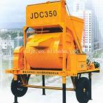 JS System Model Concrete Mixer-