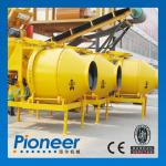 JZC350 portable concrete mixer with CE certified