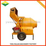 WJMAC JZF 500 Hydraulic Concrete Mixer with Diesel Engine