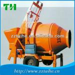 Hot sale ! self loading full automatic price with concrete mixer prices , machine with the JZC 500(18-20m3/h) on sale