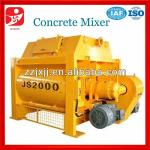 2013 Popular JS3000 Foam Concrete Mixer Supplier in China