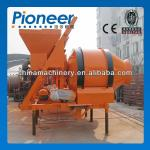JZM350 mini truck cement mixer-