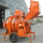 2013 New efficiency JZR Series used concrete mixers-