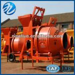 JZC350 construction equipment concrete mixer electric/ diesel-