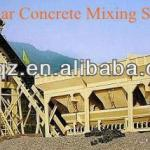 HZS180 Concrete ready-mix plant