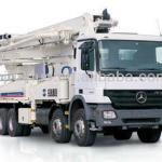 ZOOMLION 37M Truck-mounted Concrete Pump ZLJ5292/3THB125-37-