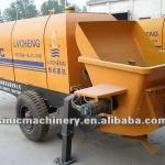 Diesel Engine concrete pump-