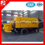 2012 hot selling economic type concrete pumping machine-