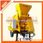 Competitive price HBT20 used concrete mixer with pump-