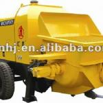 Electrical engine concrete pump HBT60D-16-110ES-