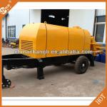 Widely used low price high design foam concrete pump-
