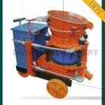 most popular durable PZ-3 dry shotcrete machine-