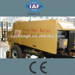 Efficiency!!! HBTS-50 50m3/h cifa used concrete pump and stationary concrete pump and used putzmeister concrete pump-