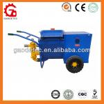 ISO supplier GMP50/40 piston construction used plaster pump-