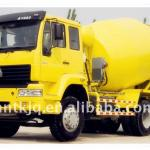 quality reliable CONCRETE MIXER TRUCK affordable price-
