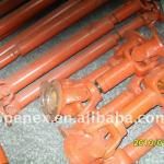 cardan drive shaft for concrete mixer-