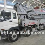 used 37m Concrete Pump Truck-