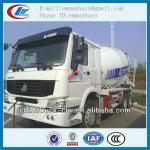Sinotuck HOWO 10m3 to 12m3 concrete mixer truck for sale-