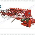 High efficiency concrete vibrating machine
