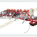 Sell Row of concrete vibrating machine-