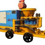 service PS6I mining concrete wet spray machine