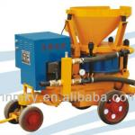 superior PZ-5-6 dry type remote spraying machine