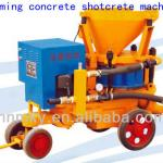 applied PZ-5-6 dry type remote spraying machine