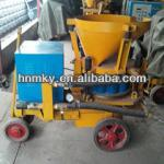 PZ-5-6 dry shotcrete machine made in China-