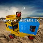 PZ-5-6 used shotcrete machine for tunnel-
