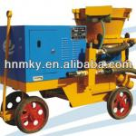 9 m3/h high quality KSP-9 wet-mix gunite machine-