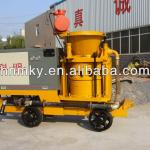 PZ-5-6 Keming construction dry long-distance spraying machine-