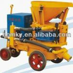 PZ-5-6 Keming construction dry long-distance gunite spraying machine-