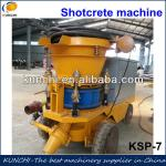 Good quality PZ-7 explosion-proof shotcrete machine--dry type
