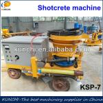 Good quality PZ-5 explosion-proof shotcrete machine--dry type