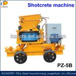 Professional concrete shotcrete machine with best price